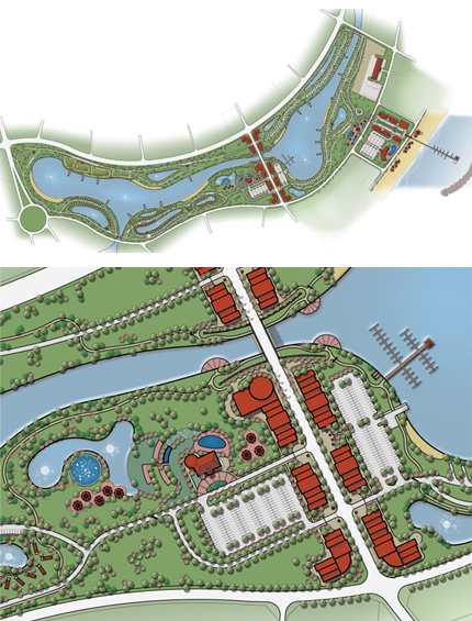Tangshan Bay Resort Master Plan DRAFT
