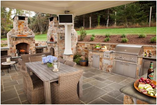 5 Cool Patio Ideas together with Hey Hot Mama See Mercy Johnsons New Photos as well Simple Timber Pergola  plete Solution Details For Veranda Patio Porch furthermore Residential 4bedroom 2 Storey House Exercise as well Privacy Screens. on lanai house