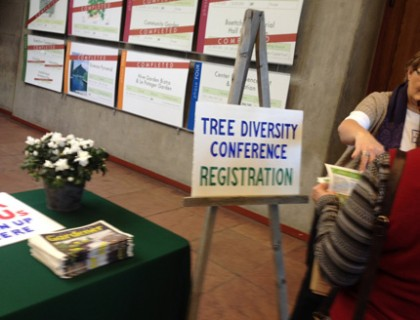 Tree Diversity Conference